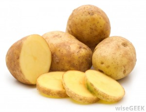 Edible Potatoes
